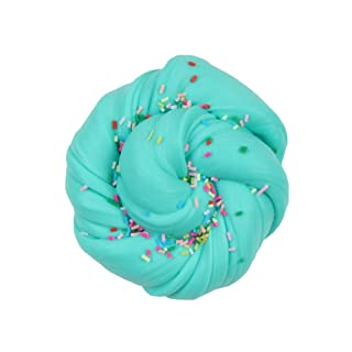 Giocattolo di bambini fatti a mano di plastilina di decano di fango Ramen di cioccolato colorato (blu di mare)