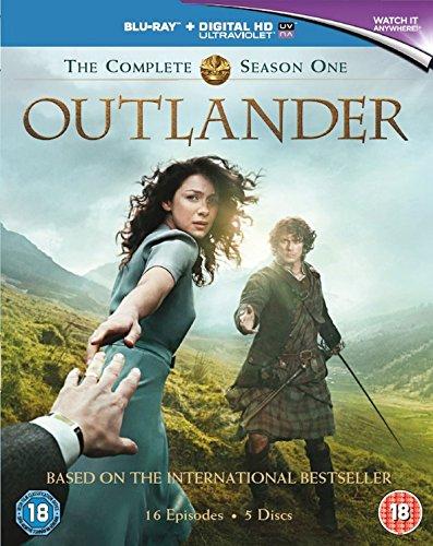 Outlander (2014) - Full Season 01 - Set [Blu-ray]