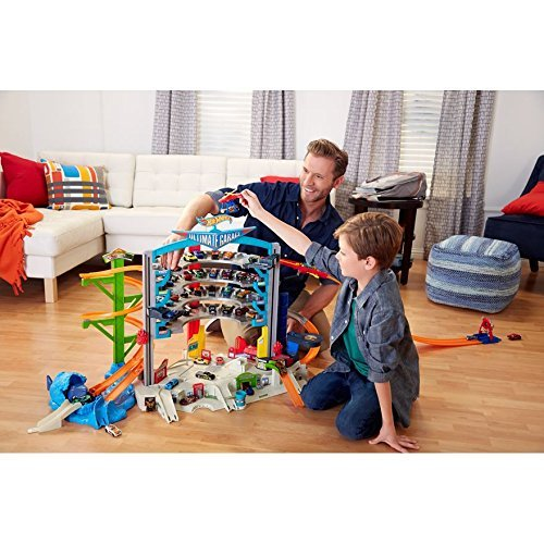 Hot Wheels Ultimate Garage by Hot Wheels