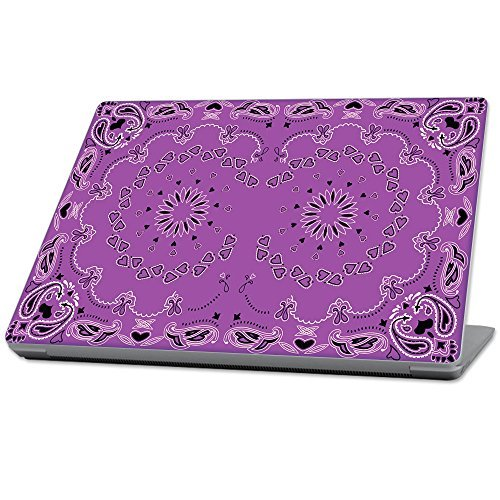 非売品 MightySkins Purple Bandana) Protective Durable and Unique Vinyl wrap cover Skin (2017) for Microsoft Surface Laptop (2017) 13.3 - Purple Bandana Purple (MISURLAP-Purple Bandana) [並行輸入品] B078999VH1, GBB:20e4eeae --- senas.4x4.lt