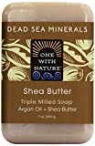 One with Nature Soaps Almond Bar Soap, Shea Butter Dead Sea, 7 Oz [Misc.] (Blockseifen) Bild