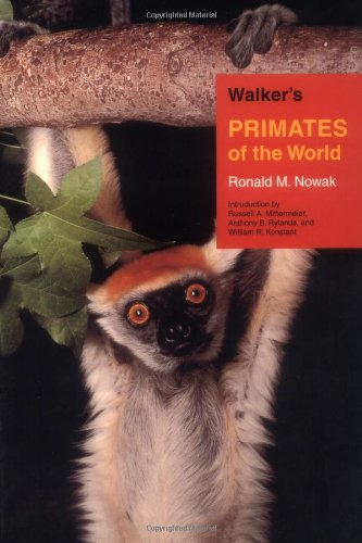 Walker's Primates of the World