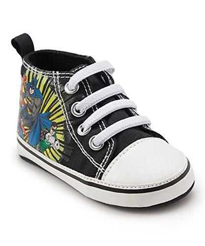 My Noir garçon Souple Generation Bébé Chaussures Pour Kids Un7WqwPUxC