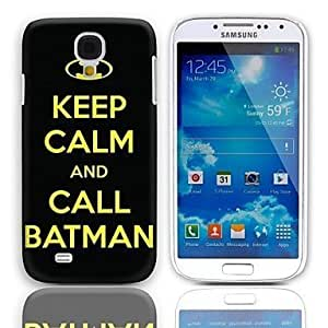 Call Batman Design Hard Case with 3-Pack Screen Protectors for Samsung Galaxy S4 mini I9190 straight talk phones Kimberly Kurzendoerfer