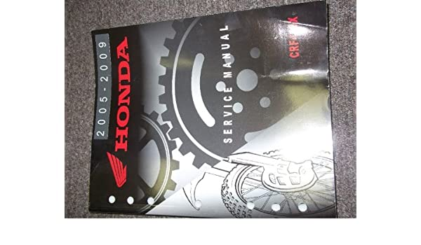 31mey611 2006 honda crf450x motorcycle owners manual competition.