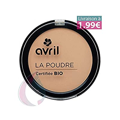 Powder Foundation Nude Natural Organic Makeup