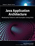 """I'm dancing! By god I'm dancing on the walls. I'm dancing on the ceiling. I'm ecstatic. I'm overjoyed. I'm really, really pleased."" –From the Foreword by Robert C. Martin (a.k.a. Uncle Bob)   This isn't the first book on Java application architectur..."