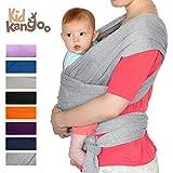 Écharpe de portage pour porter votre bébé - Porte bébé en coton et lycra -  Porte 9b80802128d