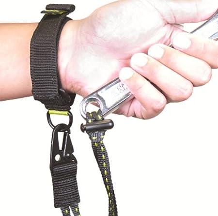 Wrist Lanyard CLC Custom Leathercraft 1005 Gear Link Lanyard
