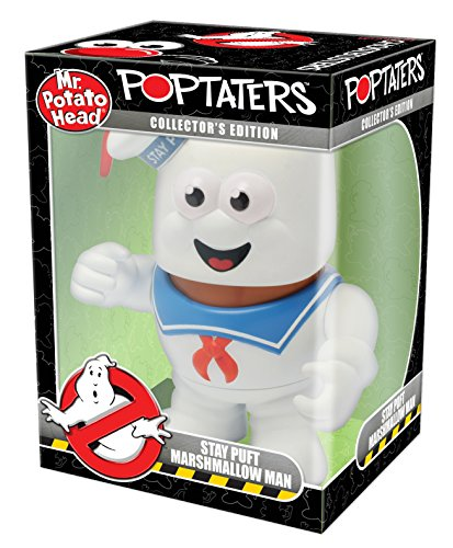 PPWToys Ghostbusters Stay-Puft Marshmallow Man Mr. Potato Head PopTater]()