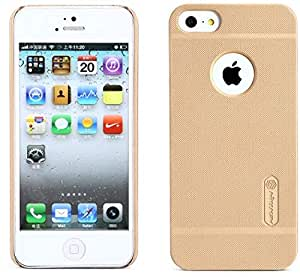Apple iPhone 5 5s - Nillkin Stylish Frosted Super Shield Case Cover [Champagne GOLD]