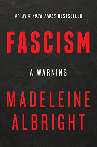 Fascism: A Warning cover