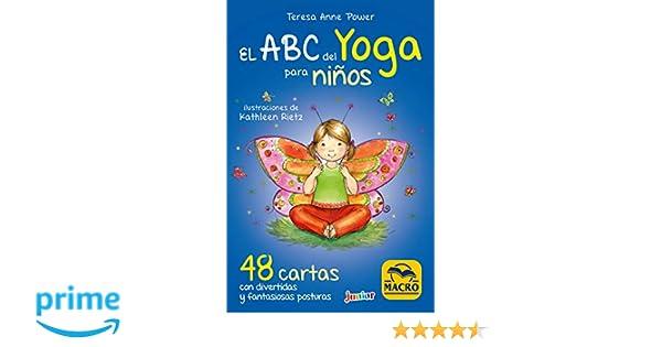 ABC del yoga para niños. 48 cartas con divertidas y ...