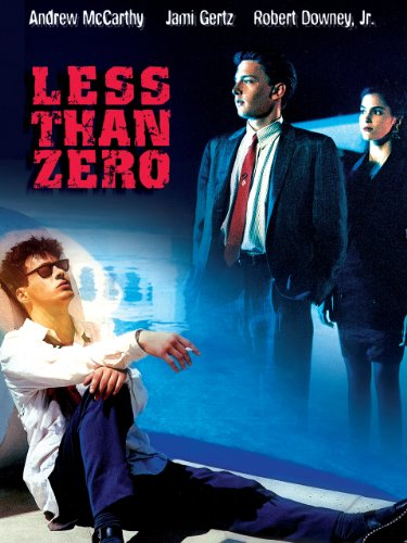 Amazon Com Less Than Zero Andrew Mccarthy Jami Gertz