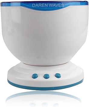 Flylinktech Proyector Lámpara oceano con Altavoces de MP3 ...