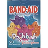 Johnson and Johnson's Band-Aid Bandages Boohbah, 20 Sterile Assorted Sizes