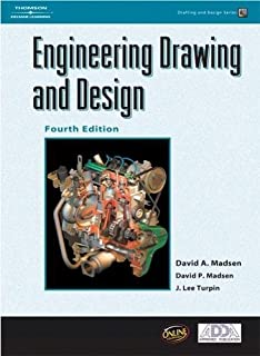 Engineering Drawing And Design (MindTap Course List): David A. Madsen,  David P. Madsen: 9781305659728: Amazon.com: Books