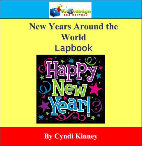 Download New Years Around the World Lapbook - CD ebook