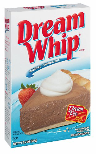 Dream Whip Whipped Topping Mix, 5.2 Ounce