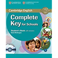 Complete Key for Schools Student's Book with Answers and CD-ROM