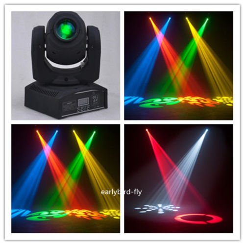 LED Stage Light Spot Lamp DMX 13CH Moving Head For Wedding DJ Club Disco Show by earlybird-fly