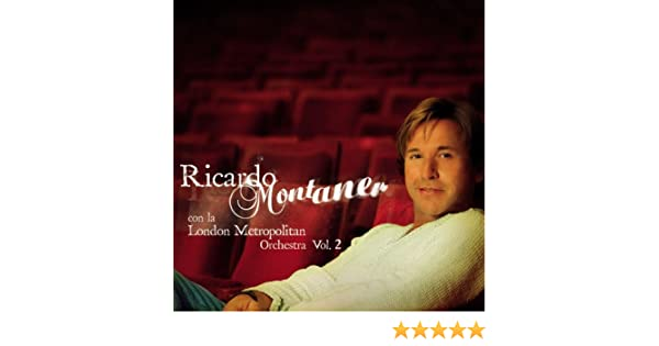 Con la Metropolitan Orchestra - Vol. II - Bonus Track by Ricardo Montaner on Amazon Music - Amazon.com