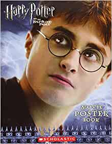 Harry Potter and the Half Blood Prince: Poster Book (Harry