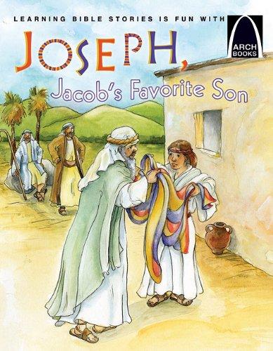 Joseph, Jacob's Favorite Son (Arch Books Bible Stories)]()
