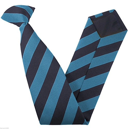 Navy Colour On Sky amp; amp; School Stripe Block Ties Variations Clip Size qS6ZPXP