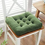 Aik@ Premium Floor Pillows Cushions,Seating Mat For Tatami Living Room Reading Nook Balcony Non-slip-G 20''x20''x4''