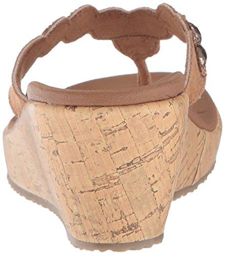 Bizzy Punta Skechers para Babe de Sandalias Descubierta Marr Beverlee Mujer Bqqaw5O7