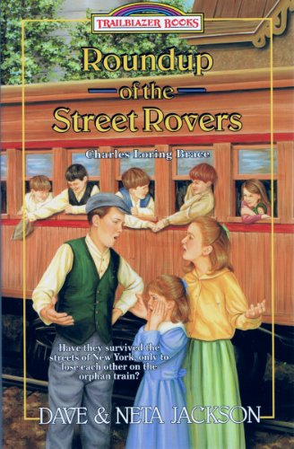 Roundup of the Street Rovers (Trailblazer Books Book (Rover Rock)