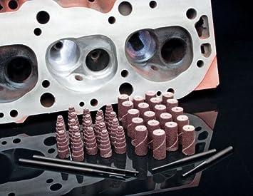 ENGINE PORTING 52 PC MINI CONE SANDER KIT SANDING ABRASIVE WHEEL TOOL PORT