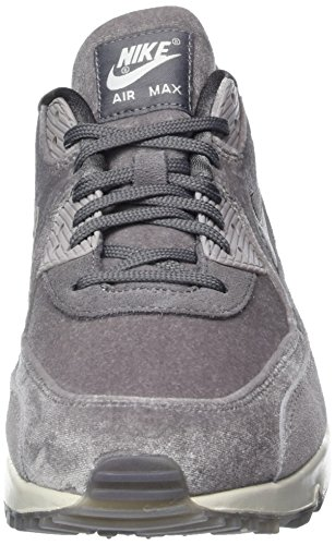 Nike Kvinders Air Max 90 Lx Løbesko Gunsmoke / Gunsmoke EAc4TWu