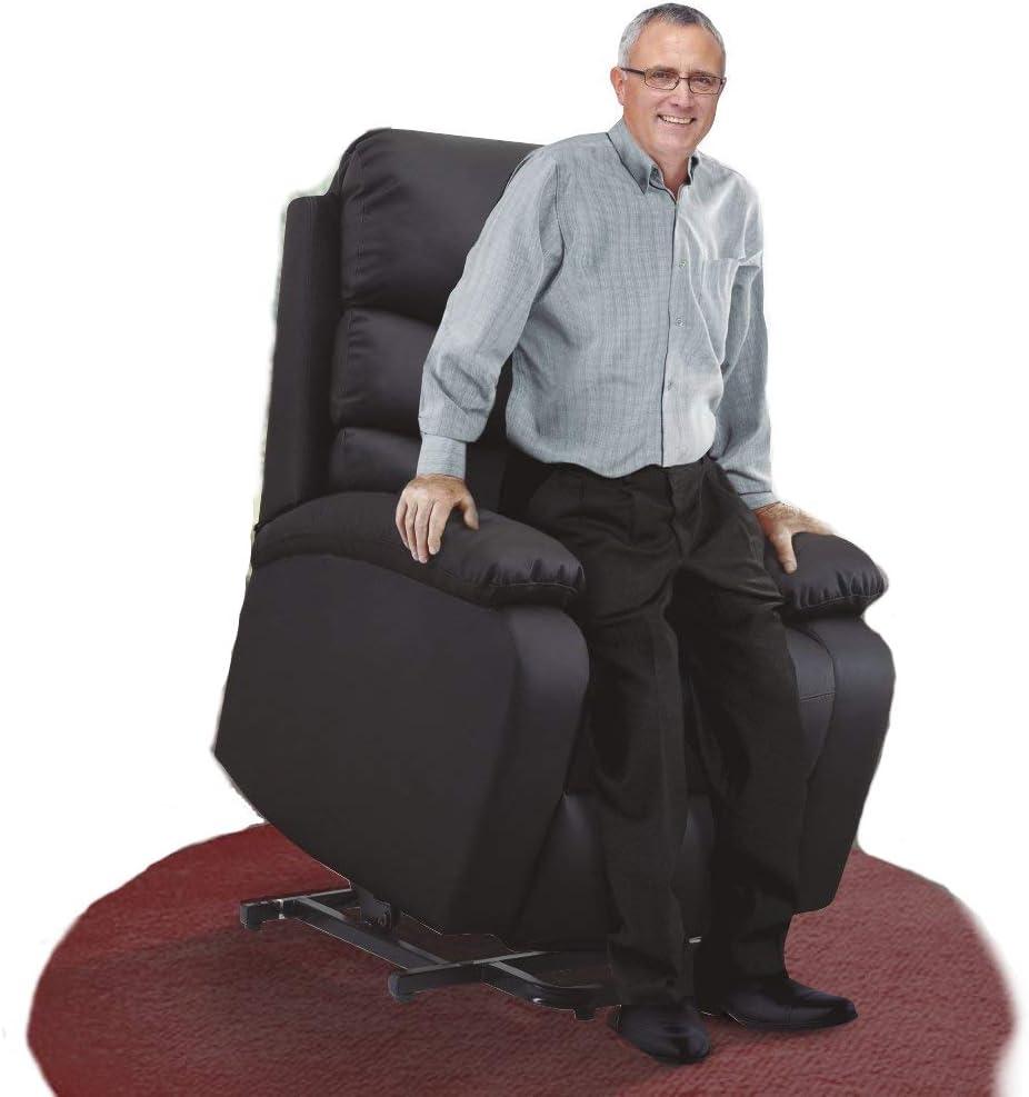 Sillon Relax Masaje Elevador Levanta Personas Imperial Eléctrico
