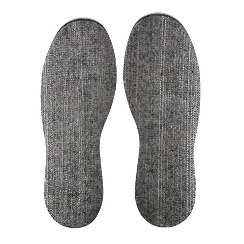 Thermal Boot Liners - Yaktrax Thermal Cold Weather Insoles for Men and Women, 1 Pair