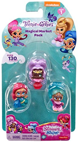 Shimmer and Shine - Teenie Genies - Friends Divine Pack 3 Figures - Style 7