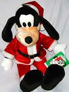 Amazon Com Macy S Santa Goofy Christmas Plush Toys Amp Games