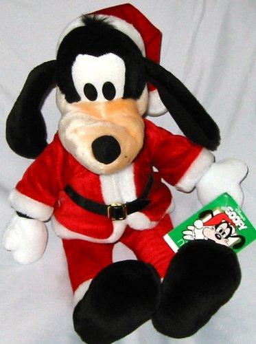macys santa goofy christmas plush - Christmas Plush Toys