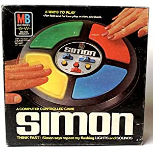 Simon by Milton Bradley