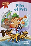 Piles of Pets, Judy Delton, 0440407923