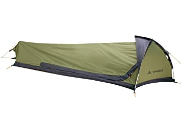 Vaude Bivi Tent - Green One Size/1 Person  sc 1 st  Amazon UK : bivouac tents uk - memphite.com
