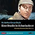 Eine Studie in Scharlachrot (Sherlock Holmes) Hörspiel von Arthur Conan Doyle Gesprochen von: Walter Renneisen, Peter Fitz