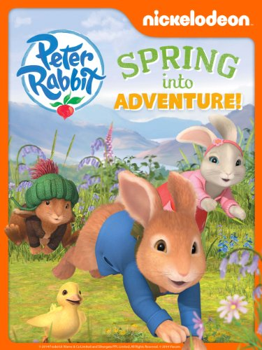 Peter Rabbit: Spring Into - Petter Watch