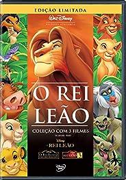 O Rei Leão - Trilogia [DVD]