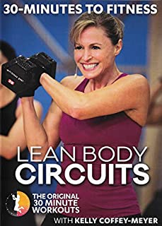 30 Minutes to Fitness: Lean Body Circuits with Kelly Coffey-Meyer [Import] (B016PGEULW)   Amazon price tracker / tracking, Amazon price history charts, Amazon price watches, Amazon price drop alerts