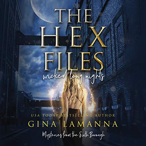 Pdf Thriller The Hex Files: Wicked Long Nights
