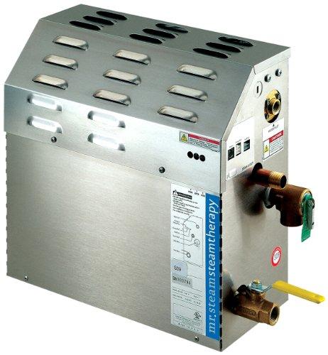 Mr. Steam Ms400ec3 eTempo Ms400e 9 Kw 240v 3ph Steambbath Generator Only by Mr. Steam