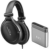 Sennheiser HD 380 Pro Collapsible High-End Headphone (w/ A1 Amp)