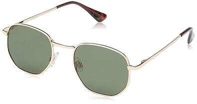 Amazon.com: A.J. Morgan - Gafas de sol cuadradas, color ...